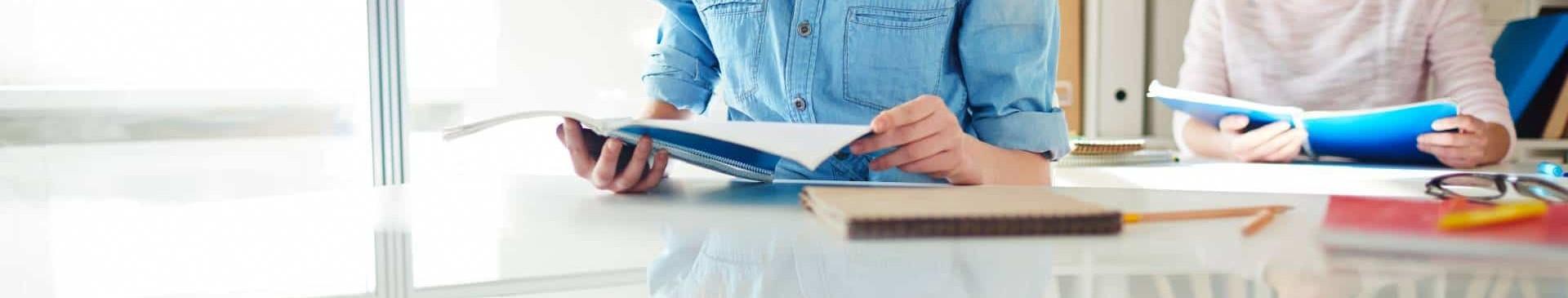 Preparación de exámenes de selectividad y pruebas de acceso