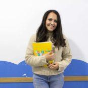 Marta Marchal - Profesora de inglés y actividades extraescolares