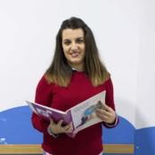 Lourdes Calvo profesora de refuerzo primaria