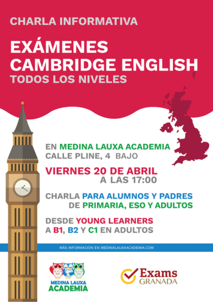 exámenes cambridge english