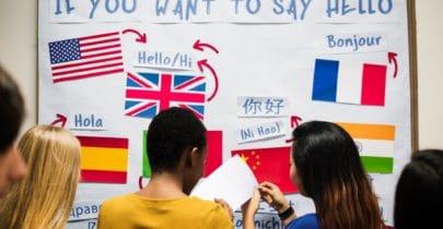 Los mejores idioma a aprender para mejorar las posibilidades profesionales