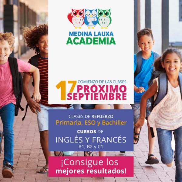 Academia con Clases de refuerzo y de idiomas en Loja