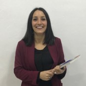 Profesora particular English Cambridge en Medina Lauxa Academia