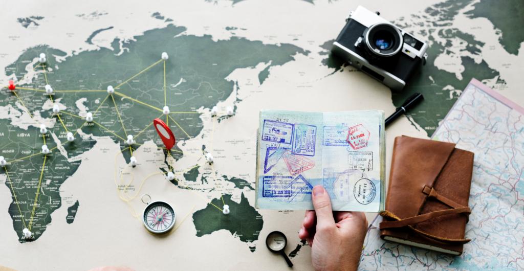 Viajar Por El Mundo Francés 2