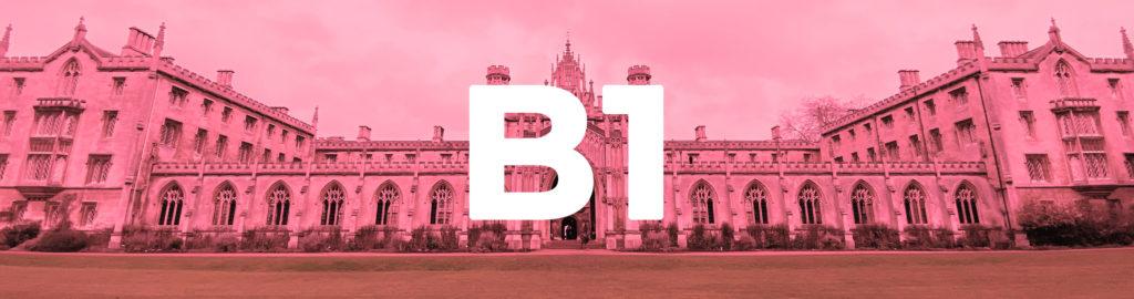 Cambios En B1 Cambridge English
