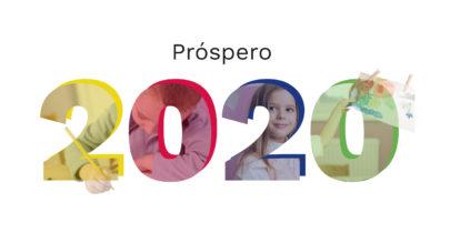 Próspero 2020 éxitos académicos para el nuevo año