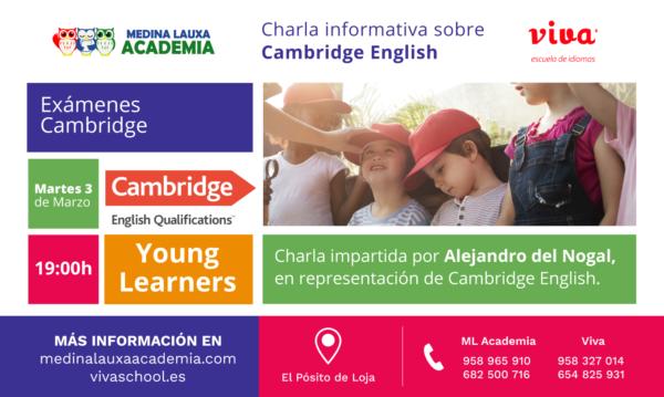 Charla Young Learners En Loja