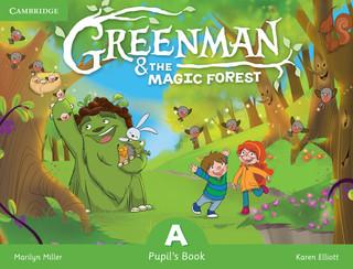 Greenman Pupil S Book A Cover Module